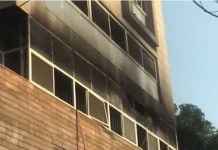 gwalior-fire-at-bjp-mp-anoop-mishra-house-in-gwalior