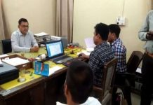 sagar-power-company-ee-arrested-for-taking-bribe-of-50-thousand-