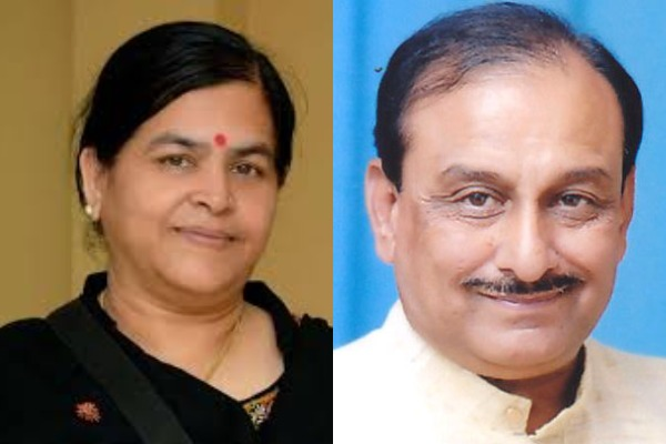 BJP-leader's-govind-malu-attack-on-usha-thakur-allegation-You-do-so-virtue-and-we-do-sin