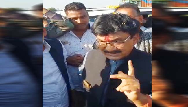 minister-of-kamalnath-cabinet-mahendra-sisodiya-controversial-statement-against-officers