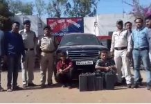 police-seized-mobile-tower-battery-in-agar-malwa