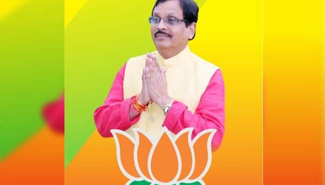 gs-dhamor-will-decide-today-for-resignation-from-mla-or-mp-post