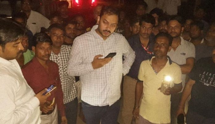 congress-mla-angry-after-public-surrounded-house-in-mid-night-