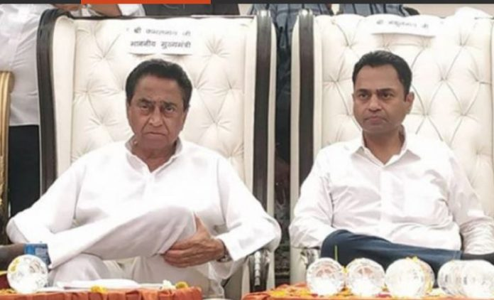 On-9th-April-Kamalnath-and-son-Nakulanath-will-enter-together