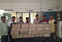police-caught-illegal-liquor-in-sagar