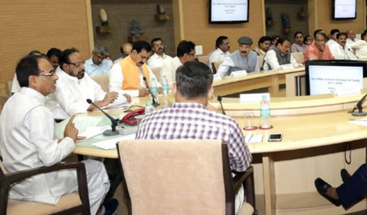 Shivraj-government-last-cabinet-meeting-today-before-election-result