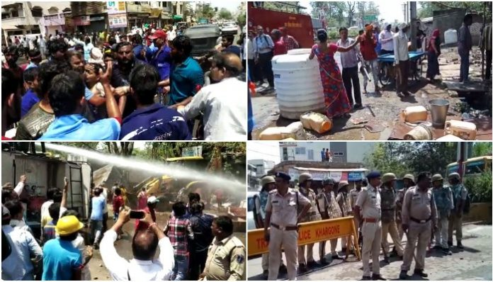 encroachment-removed-officers-face-stone-pelting-khargone-madhypradesh