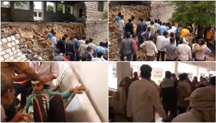 government-vijay-anand-school-building-collapsed
