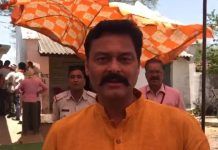 bjp-mla-vote-and-appeal-for-voting-