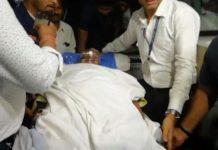 former-cm-babulal-gaur-admitted-in-narmada-hospital