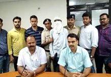 police-arrested-gangster-in-gwalior