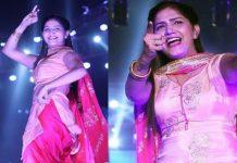 ruckus-in-sapna-chaudhary-live-show-in-rajgadh-audience-injured-