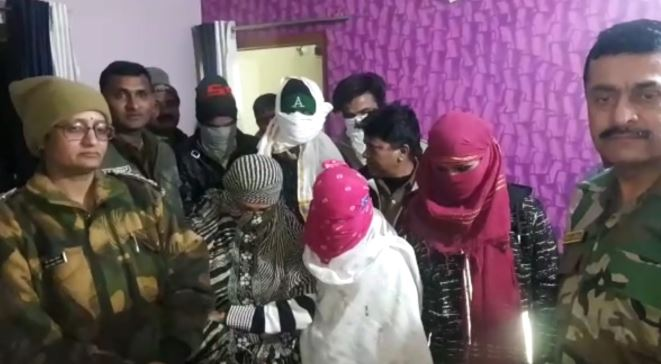 -Sex-racket-was-operate-in-the-residential-area-in-jabalpur