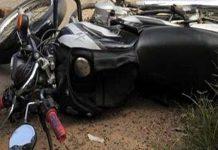 bike-hit-a-women-crossing-road