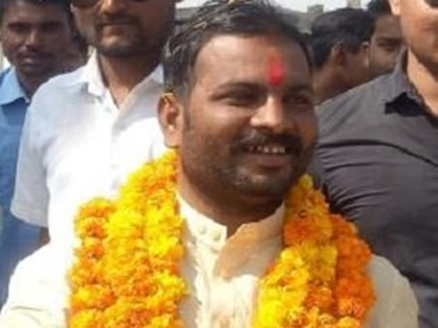 BJP-legislator-reached-the-meeting-without-permission
