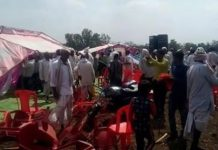 pandal-fall-before-nakunath-public-meeting-in-chindwara-4-injured