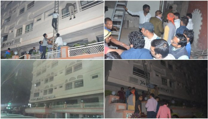 indore-fire-in-indores-samrat-hotel-people-stuck-in-building