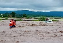 youth-got-stuck-in-a-flood-with-a-car-in-sahastra-dhara-mandla-