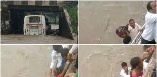 mandsaur-despite-four-feet-of-water-driver-landed-a-bus