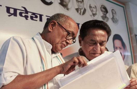 ex-cm-digvijay-singh-wrote-letter-to-cm-kamalnath-for-action-against-the-priest-