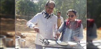 mp-cm-shivraj-singh-chauhan-enjoying-holiday-in-bandhavgarh-tiger-reserve