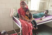 shivpuri-news-27-children-were-sick--two-seriously-after-drinking-dirty-water