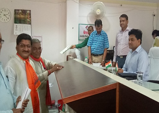 balaghat-mp-bodh-singh-bhagat-filled-independent-nomination-form