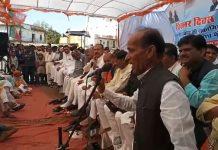 bjp-ex-mla-hajarilal-dangi-abused-to-congress-and-ask-kamalnath-caste-