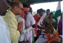 congress-party-leader-celebrate-tribal-day