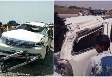 four-died-in-road-accident-in-dewas-shahdol-in-madhypradesh