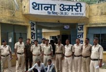 bhind-news-Baba-Prahlada-Das-murder-case-two-arrested-
