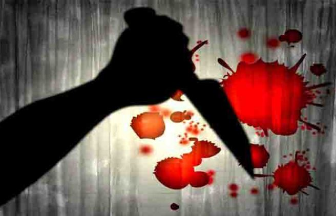killed-a-person-with-a-knife-enter-the-house-ujjain