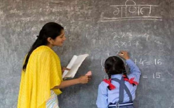 relief-to-teachers-in-the-heat-in-mp