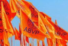 abvp-sideline-after-allegation-on-leaders