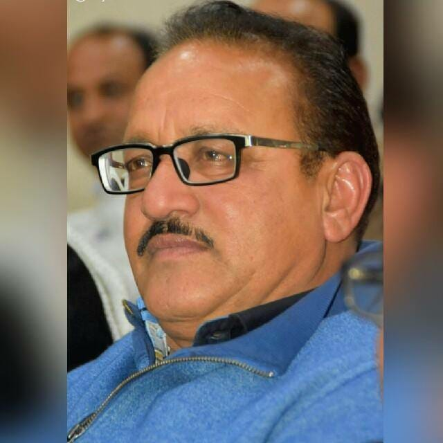 indore-senior-crime-reporter-passed-away-in-road-accident