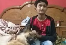 -Loyalty--The-fire-in-the-house-dog-save-13-year-old-Kanishka-life