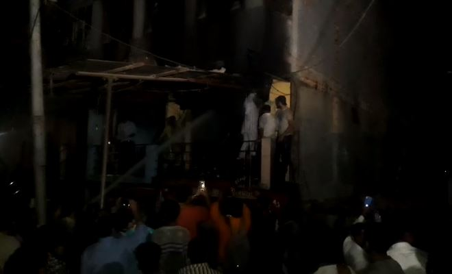madhya-pradesh-fire-in-shop-with-short-circuit-in-indore