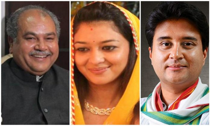 jyotiraditya-Scindia's-name-can-be-fixed-from-Guna-Priyadarshini-can-be-candidate-from-Gwalior