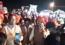 jabalpur-sp-amit-singh-dance-with-minister-video-viral-bjp-will-complaint-to-ec