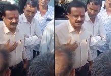 minister-sajjan-verma-abusing-Digvijay-singh--video-viral
