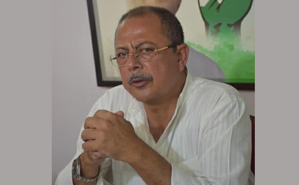 -Discussion-of-Ajay-Singh-being-made-state-president--congratulatory-message-viral-on-social-media