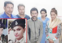 in-indore-husband-gave-wifes-police-uniform-to-girlfriend-and-start-illegal-recovery