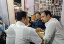 congress-mla-angry-on-meeting-with-officers