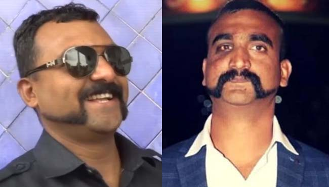 mp-police-cop-inspired-by-abhinandan-varthaman-with-gunslinger-mustache
