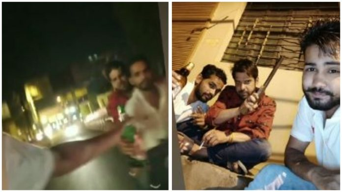 boys-with-guns-made-video-in-gwalior