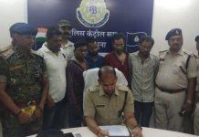 four-arrest-with-two-doez-bike-in-guna
