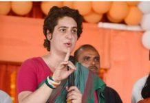Priyanka-Gandhi-in-support-of-Miglani-and-Kakad