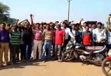 people-opposed-Congress-candidate-Satyanarayan-Patidar-in-neemuch