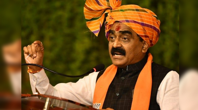 angry-former-MLA-resigned-bjp-State-President-says-no-information
