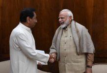 -Kamal-Nath-government-working-on-the-lines-of-Shivraj-for-impress-modi-government-